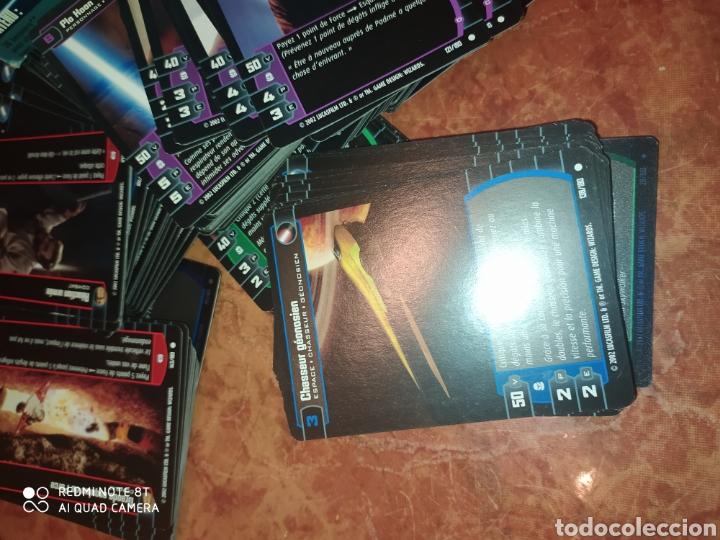 Trading Cards: 150 TRADING CARDS STAR WARS l ataqué des clones - Foto 2 - 228937715