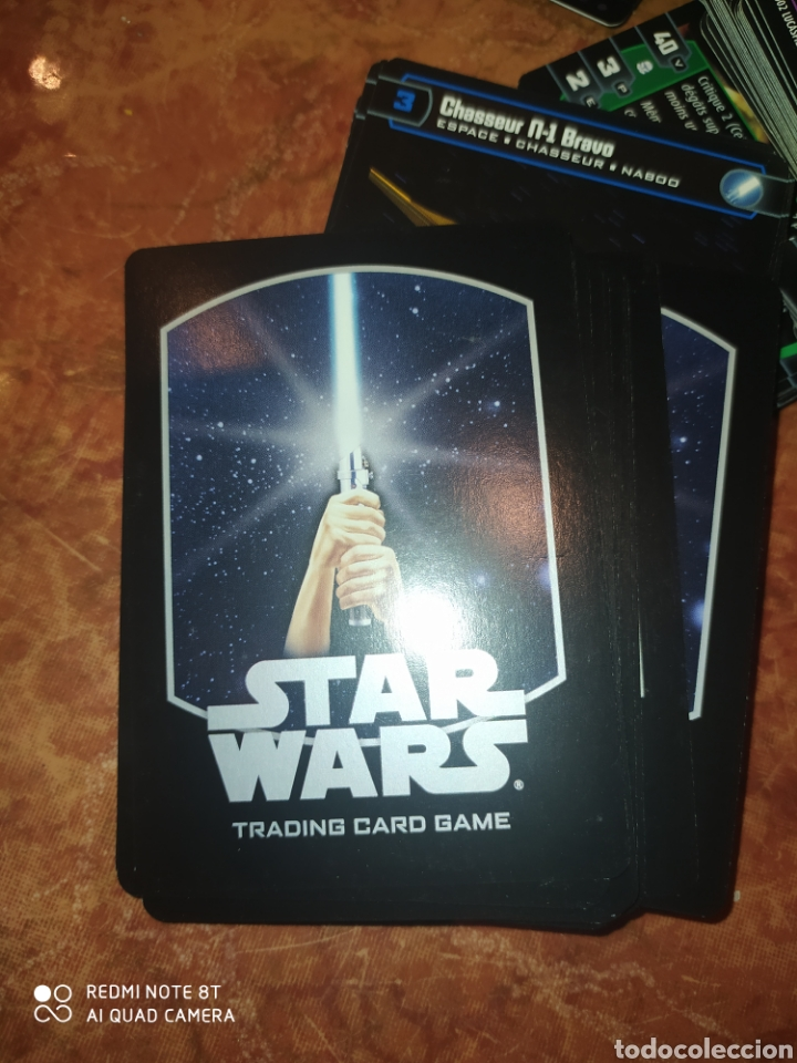 Trading Cards: 150 TRADING CARDS STAR WARS l ataqué des clones - Foto 3 - 228937715