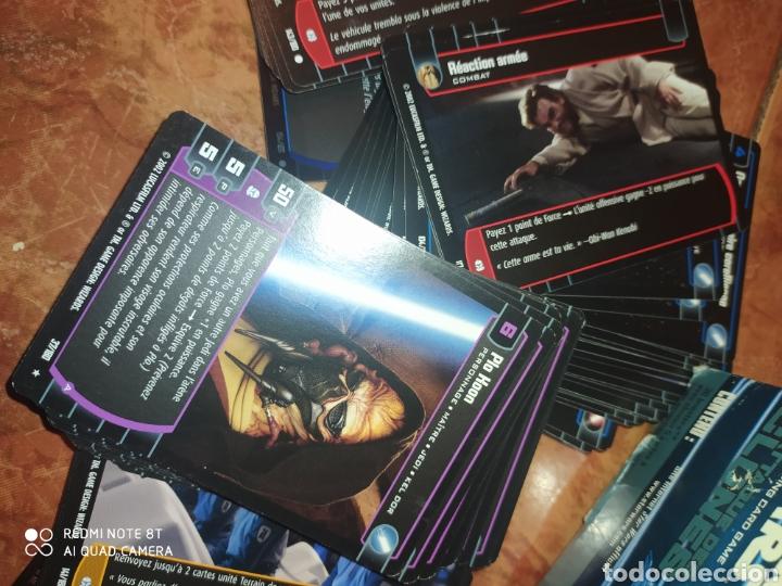 Trading Cards: 150 TRADING CARDS STAR WARS l ataqué des clones - Foto 4 - 228937715