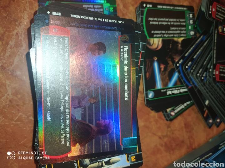 Trading Cards: 150 TRADING CARDS STAR WARS l ataqué des clones - Foto 5 - 228937715
