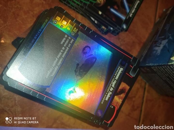 Trading Cards: 150 TRADING CARDS STAR WARS l ataqué des clones - Foto 6 - 228937715