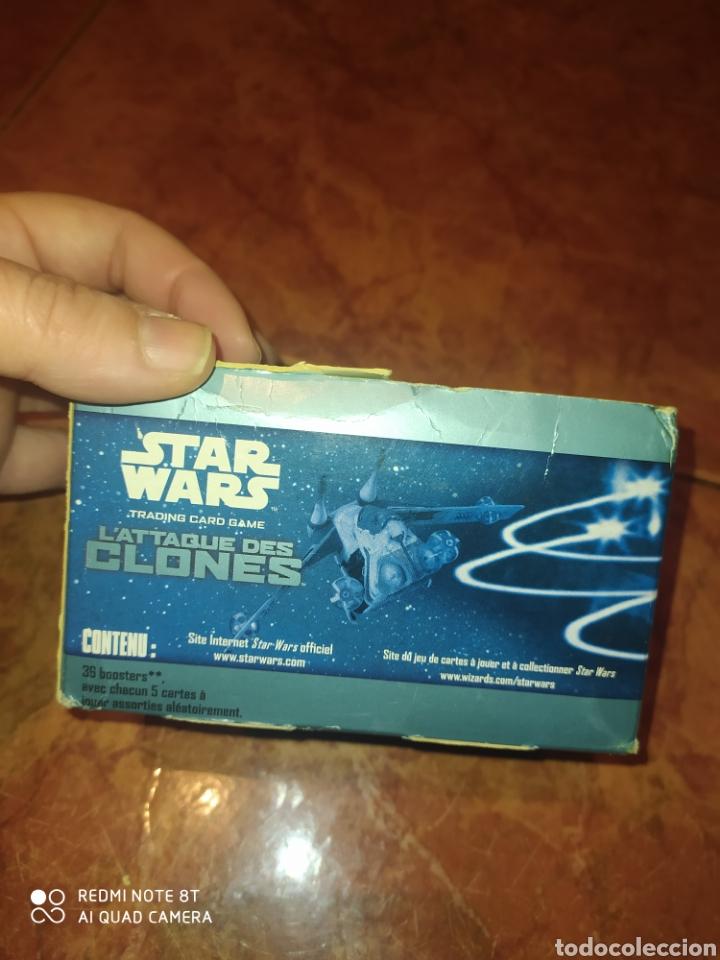 Trading Cards: 150 TRADING CARDS STAR WARS l ataqué des clones - Foto 9 - 228937715