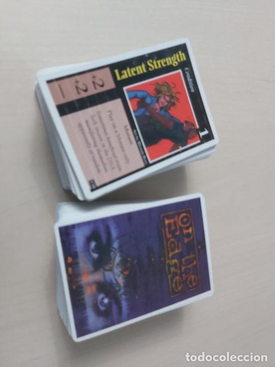 Trading Cards: LOTE 200 CARTAS DIFERENTES- ON THE EDGE - ROL - EN INGLES - - Foto 4 - 232741945
