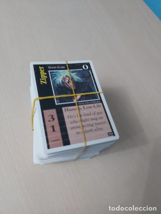 Trading Cards: LOTE 200 CARTAS DIFERENTES- ON THE EDGE - ROL - EN INGLES - - Foto 1 - 232741945