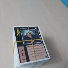 Trading Cards: LOTE 200 CARTAS DIFERENTES- ON THE EDGE - ROL - EN INGLES -. Lote 232741945