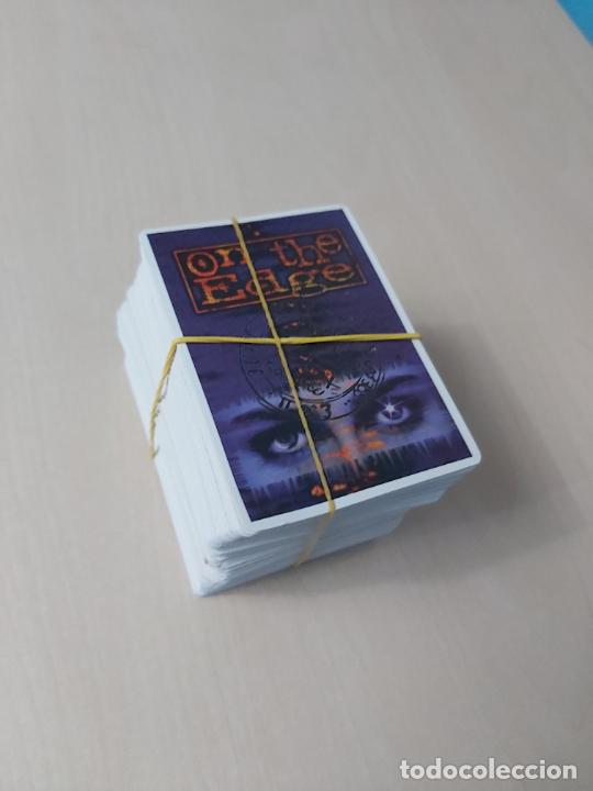 Trading Cards: LOTE 200 CARTAS DIFERENTES- ON THE EDGE - ROL - EN INGLES - - Foto 2 - 232741945