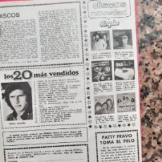 Trading Cards: PATTY PRAVO RUMBA TRES LOS CHORROS SANDRO GIACOBBE RAUL MENACHO. Lote 234501755