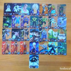 Trading Cards: LOTE 29 LAMINCARDS DRAGON BALL Z - SIN REPETIDAS - EN ITALIANO - CARDS - EDIBAS (7C). Lote 234741190