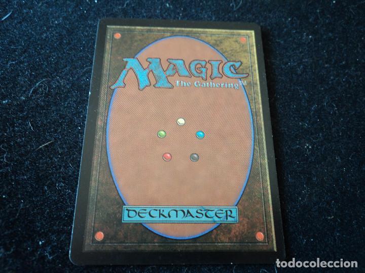 Trading Cards: carta magic the gatherine deckmaster Furor animal - Foto 2 - 234923650