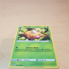 Trading Cards: CARTA POKEMON WEEDLE (COMÚN). Lote 235356050