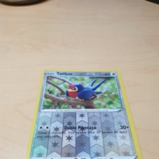 Trading Cards: CARTA POKEMON TAILLOW (COMÚN, REVERSE). Lote 235357875