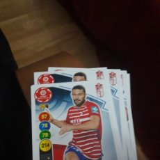 Trading Cards: 197 JORGE MOLINA GRANADA ADRENALYN 2020 2021 20 21 SIN PEGAR. Lote 235853020