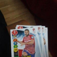 Trading Cards: 197 JORGE MOLINA GRANADA ADRENALYN 2020 2021 20 21 SIN PEGAR. Lote 235853065