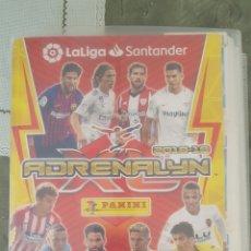 Trading Cards: ADRENALYN XL 514 CROMOS SIN REPETIR TODOS LOS EQUIPOS BIEN CONSERVADO,TODOS CROMOS SE VEN EN FOTOS.. Lote 235919270