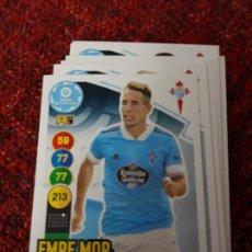 Trading Cards: 126 EMRE MOR CELTA ADRENALYN 2020 2021 20 21 SIN PEGAR TRADING CARD. Lote 236056150