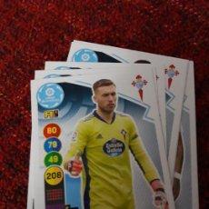 Trading Cards: RUBEN 110 CELTA ADRENALYN 2020 2021 20 21 SIN PEGAR TRADING CARD. Lote 236056225