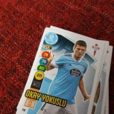 Trading Cards: OKAY YUKUSLU 118 CELTA ADRENALYN 2020 2021 20 21 SIN PEGAR TRADING CARD. Lote 236056345