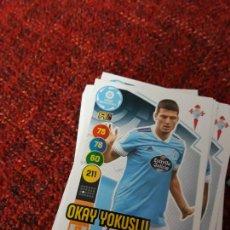 Trading Cards: OKAY YUKUSLU 118 CELTA ADRENALYN 2020 2021 20 21 SIN PEGAR TRADING CARD. Lote 236056365
