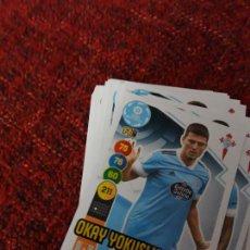 Trading Cards: OKAY YUKUSLU 118 CELTA ADRENALYN 2020 2021 20 21 SIN PEGAR TRADING CARD. Lote 236056390