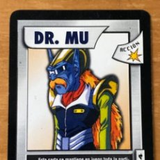 Trading Cards: CARTA TRADING CARD DRAGON BALL GT DR. MU 124. Lote 236516760