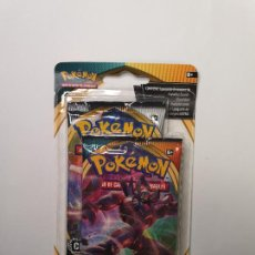 Trading Cards: PACK POKEMON CARTAS SOBRE OSCURIDAD INCANDESCENTE + CHOQUE REBELDE , BOOSTER CARD DARKNESS ABLAZE. Lote 236546565