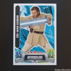 Trading Cards: CARD - N° 003 - STAR WARS FORCE ATTAX - TOPPS / CARREFOUR - AÑO 2016. Lote 236902415