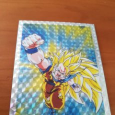 Trading Cards: DRAGON BALL Z SERIE 2 TRADING CARD PLATEADA. Lote 236904385