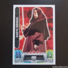 Trading Cards: CARD - N° 014 - STAR WARS FORCE ATTAX - TOPPS / CARREFOUR - AÑO 2016. Lote 236904440