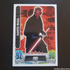 Trading Cards: CARD - N° 016 - STAR WARS FORCE ATTAX - TOPPS / CARREFOUR - AÑO 2016. Lote 236904745