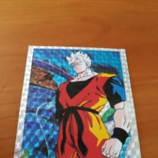 Trading Cards: DRAGON BALL Z SERIE 2 TRADING CARD PLATEADA. Lote 236904895