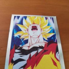 Trading Cards: DRAGON BALL Z SERIE 2 TRADING CARD PLATEADA. Lote 236904960