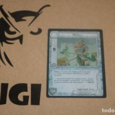 Trading Cards: CARTA HAMA PERSONAJE MAGOS LIMITADA BORDE NEGRO SATM JOC INTERNACIONAL 1995 MECCG TOLKIEN. Lote 236986645