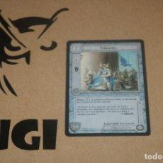 Trading Cards: CARTA IMRAHIL PERSONAJE MAGOS LIMITADA BORDE NEGRO SATM JOC INTERNACIONAL 1995 MECCG TOLKIEN. Lote 236986830