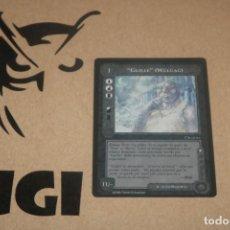 Trading Cards: CARTA GUILLE WULUAG CRIATURA MAGOS LIMITADA BORDE NEGRO SATM JOC INTERNACIONAL 1995 MECCG TOLKIEN. Lote 236989990