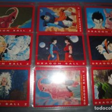 Trading Cards: DRAGÓN BALL. COLLECTION DRAGÓN BALL Z SERIE 4. 1989. Lote 236991020