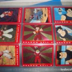 Trading Cards: DRAGÓN BALL. COLLECTION DRAGÓN BALL Z SERIE 4. 1989. Lote 236991585
