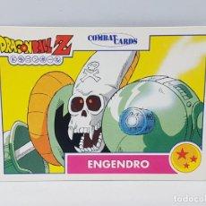 Cartas Colecionáveis: Nº 12 ENGENDRO DRAGON BALL Z COMBAT CARDS / DBZ CARD. Lote 238720105