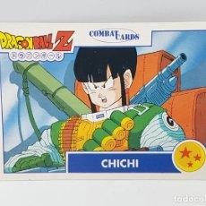 Cartas Colecionáveis: Nº 53 CHICHI DRAGON BALL Z COMBAT CARDS / DBZ CARD. Lote 238720155