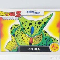Cartas Colecionáveis: Nº 110 CELULA DRAGON BALL Z COMBAT CARDS / DBZ CARD. Lote 238720180