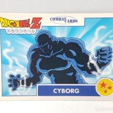 Cartas Colecionáveis: Nº 95 CYBORG DRAGON BALL Z COMBAT CARDS / DBZ CARD. Lote 238720195