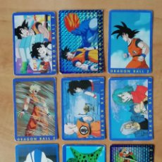 Trading Cards: PANINI - TRADING CARD DRAGON BALL Z SERIE 1 AZUL - NUM. 48 50 51 53 54 56 57 59 60 - PRECIO UNIDAD. Lote 239816135