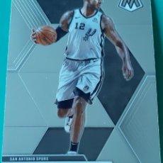 Trading Cards: CARD PANINI MOSAIC NBA LAMARCUS ALDRIDGE SAN ANTONIO SPURS. Lote 257344880