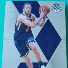 Trading Cards: CARD PANINI MOSAIC NBA JOE INGLES UTAH JAZZ. Lote 257344865