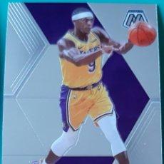 Trading Cards: CARD PANINI MOSAIC NBA RAJON RONDO LOS ANGELES LAKERS. Lote 257344845