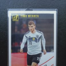 Trading Cards: TIMO WERNER 137 DONRUSS 2018 2019 ALEMANIA / GERMANY PANINI AMERICA. Lote 241937235