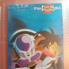 Trading Cards: DRAGON BALL Z / GT ANTHOLOGIE CLICARDS N 18. Lote 242822965