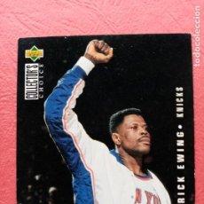 Trading Cards: 201 PATRICK EWING, PROFILES, NBA BASKETBALL 94 95 BALONCESTO 1994 1995 UPPER DECK. Lote 242855715