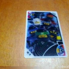Trading Cards: CARTA OLOGRAMA +3 Nº 18. TOYS R US. BUEN ESTADO. SIN USO. DIFICIL. Lote 243201840