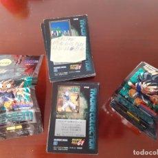 Trading Cards: COLECCIÓN INCOMPLETA DE DRAGON BALL GT. Lote 243320945