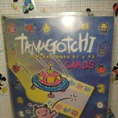 Cartas Colecionáveis: CROMOS ANTIGUOS TAMAGOTCHI GENERACIONES P1 Y P2 CARDS PANINI. Lote 243655375